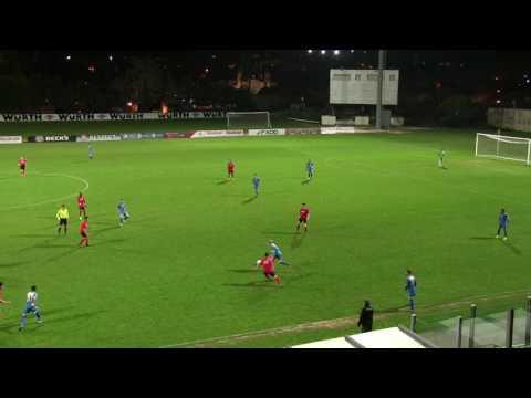 PSC Malta Development Tour 2017: v Msida Saint-Joseph F.C. (First Half)