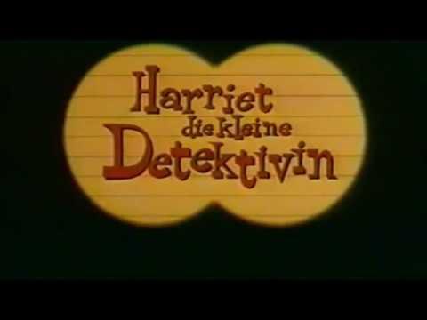 Harriet, die kleine Detektivin ...