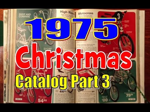 1975 Christmas Catalog Part 3 - ASMR