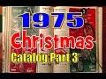 1975 Christmas Catalog Part 3 - ASMR