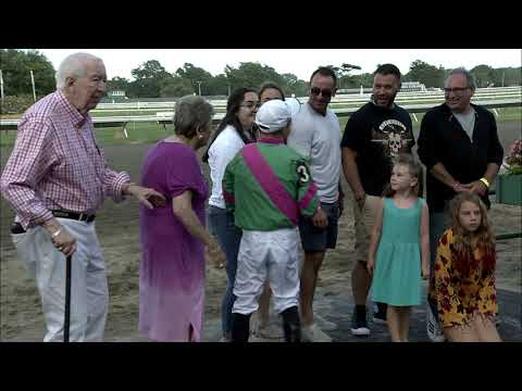 video thumbnail for MONMOUTH PARK 8-25-19 RACE 11