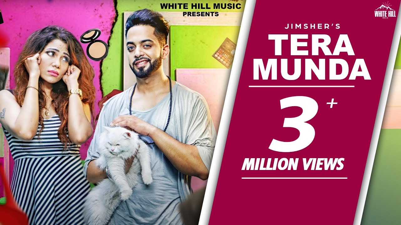 Tera Munda (Full Song) | Jimsher | Mr  Vgrooves | Latest Punjabi Song 2016  | Whitehill Music