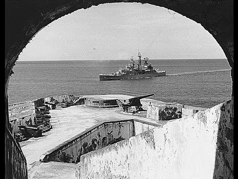 The Gibraltar of the Caribbean at War! The Coastal Defenses