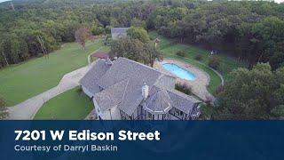 7201 W Edison Street Tulsa, Oklahoma 74127 | Darryl Baskin | Homes for Sale