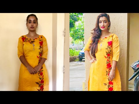 Makeover For Housewife & College Girls |  With Minimum Products