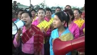 Lumkonsawan 450 year ລຳຄອນສະຫວັນ 450 ປີ ວຽງຈັນ - Moukdavanyh Santiphone ມຸກດາວັນ ສັນຕິພອນ Lao Song