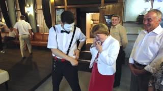 Мим шоу БонУс зажигает на свадьбе
