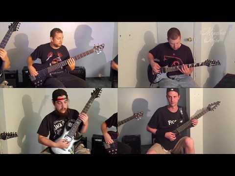 Mindless Hope - War Wagon - Guitar Play Through w/Lyrics