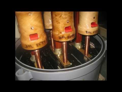 Oil Circuit Breaker and CT's