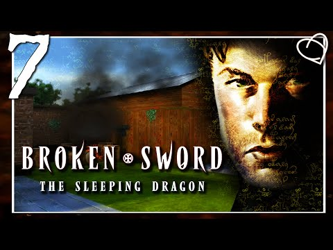 7. getting in Brunos pants | Broken Sword 3 The Sleeping Dragon |
