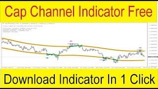 Cap Channel Indicator Free Download | Best Forex Indicator Tani Forex Ttutorial in Hindi and Urdu