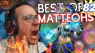 BEST OF MATTEOHS #82 | Twitch moments
