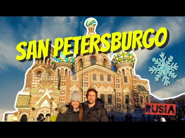 San Petersburgo, Rusia  🇷🇺