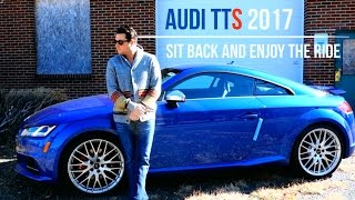 2017 Audi TT S Test Drive + Interior Exterior Car Review