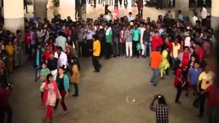 ICC World Twenty 20 Bangladesh 2014   Flash Mob, Chittagong