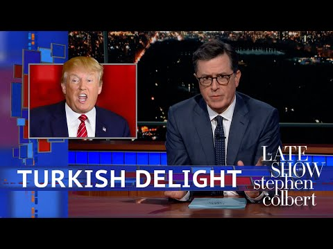 How Turkey Smooth-Talked Trump Out Of Syria