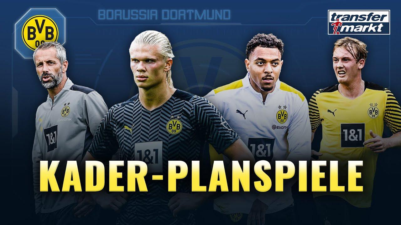 Download BVB ersetzt Sancho mit Malen – Haaland soll bleiben – Brandt & Co. auf Streichliste | TRANSFERMARKT