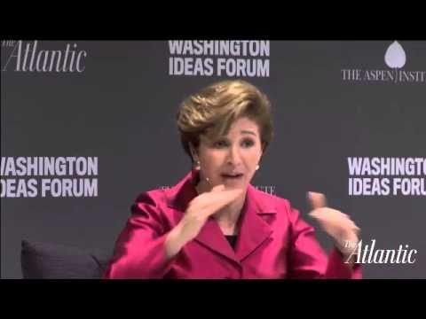 Anne-Marie Slaughter / Washington Ideas Forum 2015
