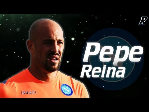 Pepe Reina 2017/18 Amazing Saves - SSC Napoli