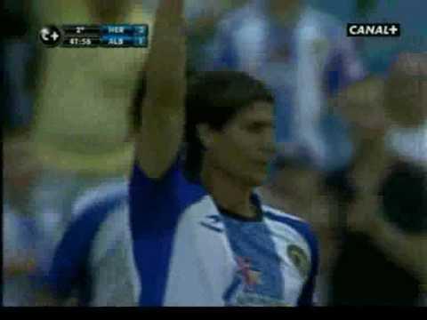Hércules 4 Albacete 1 (Gol de Fernando Sales)