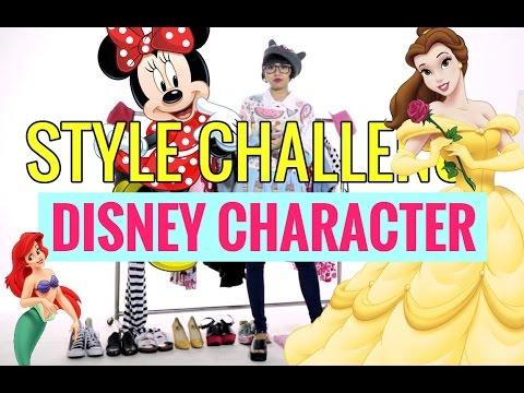 Disney Inspired Lookbook   Style Challenge - Diana Rikasari (Indonesia) Mp3
