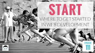 Where to Start When Learning Web Development