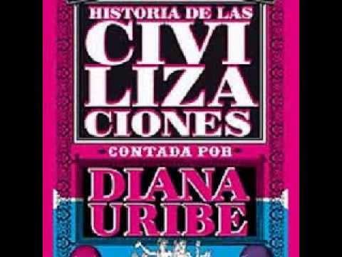 Historia de las civilizaciones - Diana Uribe CD-1