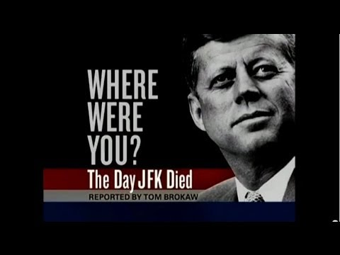 Where Were You The Day JFK Died The Interviews Tom