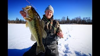 Ice fishing 2018 : Uncharted Lakes and how to fish them.