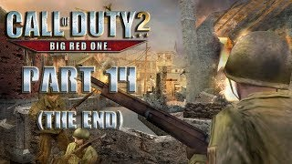 Call of Duty 2 The Big Red One - Part 14 (The Dragon's Teeth)