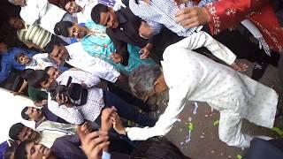 Bindass dance during Indian wedding