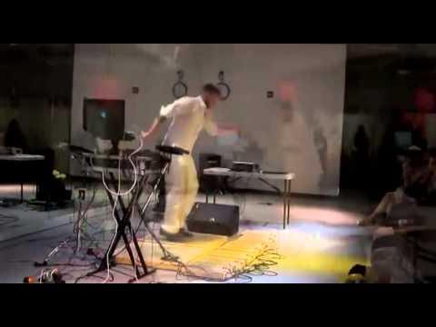 Nicholas Young's Tap Dance Compositional Instrument
