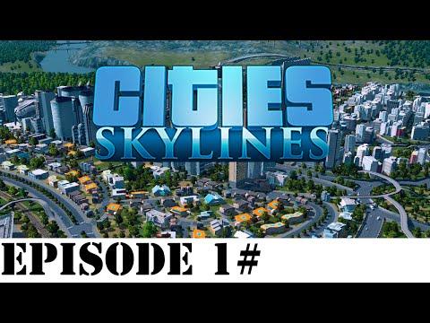 (Dansk/Danish) Cities skylines - ep 1 (ny serie)