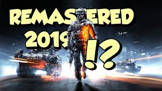 is Battlefield 3 being Remastered for THIS YEAR!?