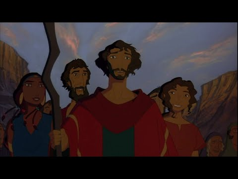 The Prince of Egypt (1998) - When You Believe - 1080p