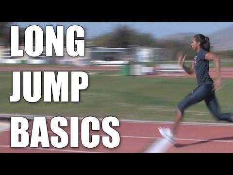 Brianna Glenn : Long Jump Basics