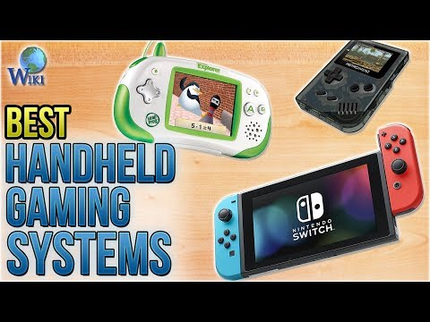 10 Best Handheld Gaming Systems 2018