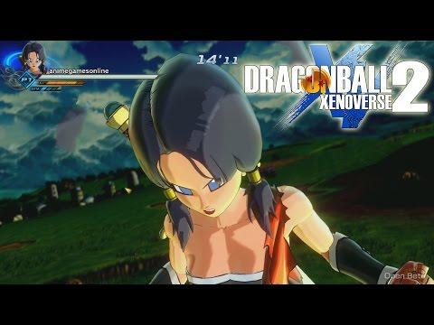 Dragon Ball Xenoverse 2 Walkthrough, Online Battles, Quests Closed Beta LIVE STREAM
