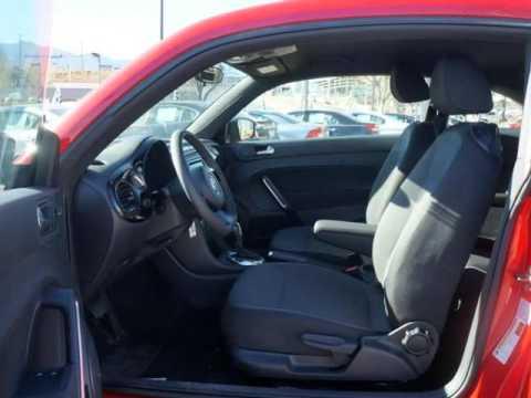 2014 Volkswagen Beetle Coupe 2dr Auto 2.5L Entry PZEV *Ltd Avail* (Colorado Springs, Colorado)