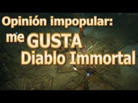 Diablo Immortal me GUSTA - Opinión impopular
