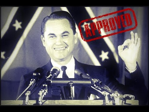 Black Lives Matter ~ George Wallace Approved