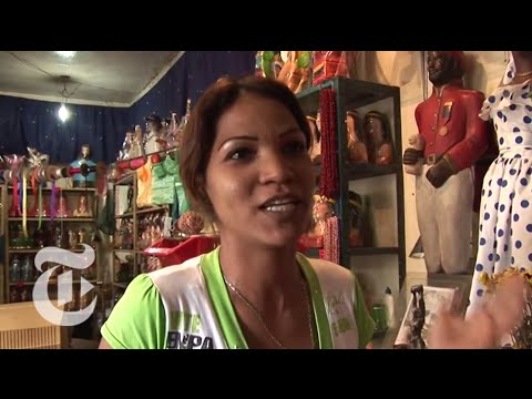 World: Celebrating María Lionza | The New York Times