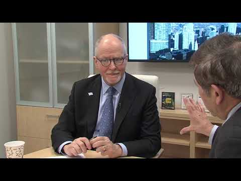 Chicago Mayor Cand. Paul Vallas, Part 1