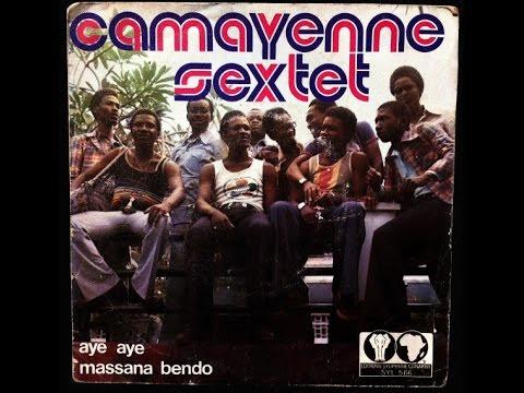 Camayenne Sextet - Aye Aye (Guinée, 1974)