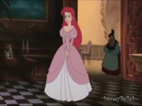The Little Mermaid Ariel Eric YouTube
