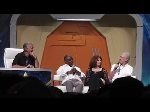 The Next Generation Panel (Part 1 out of 3) at the 2016 Star Trek Convention