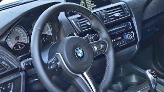 2016 BMW M2 Coupe - INTERIOR