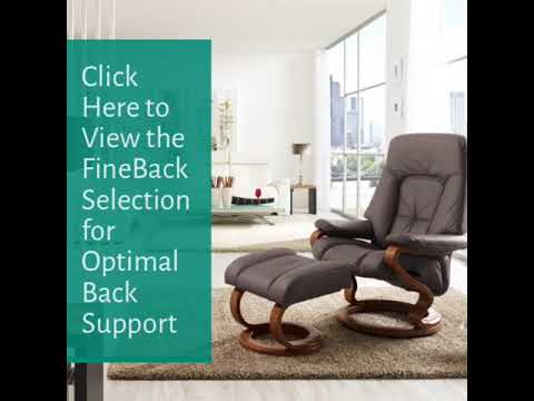 Fineback Recliner Chairs Especially Selected For Talking Pictures Tv