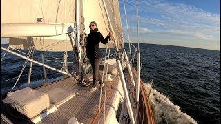 Sailing USA to Bermuda - HR54 Cloudy Bay, Nov 2018