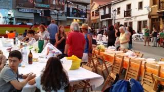 Fiesta del Toro 2014 en Manzanares El Real